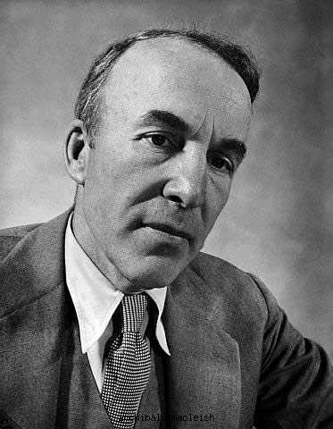 archibald macleish essay An introduction to j b by archibald macleish learn about the book and the historical context in which it was written.