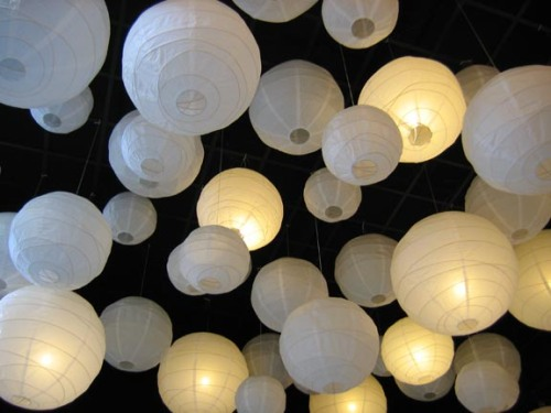 Lighted Globes x